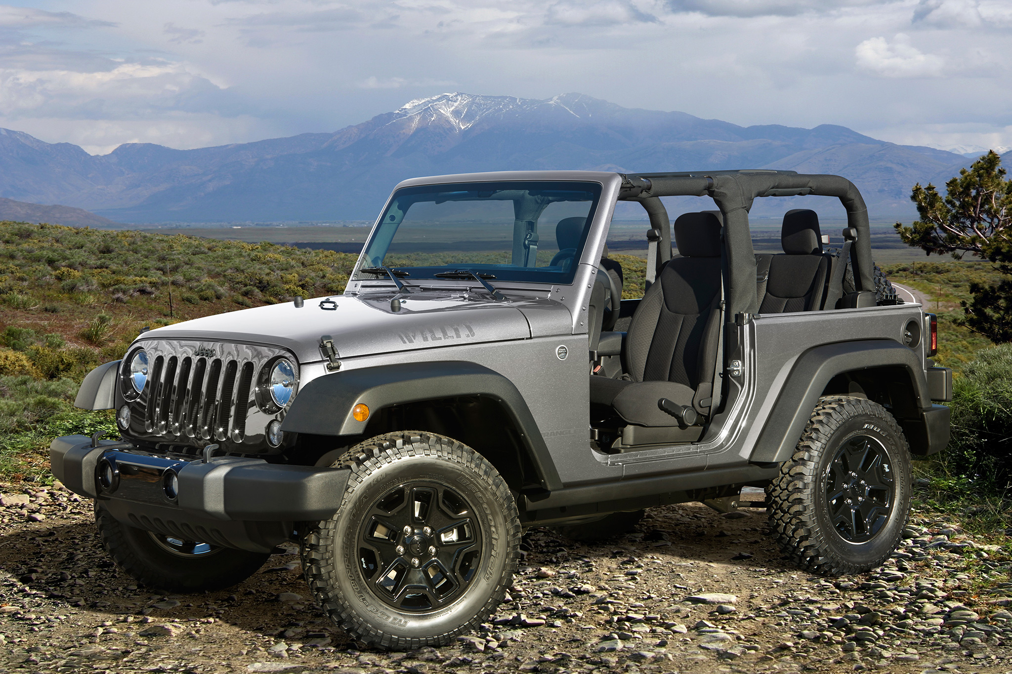 The secret life of a jeep owner