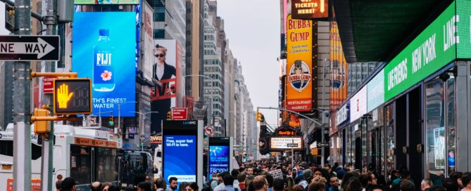 Picture of Time Square