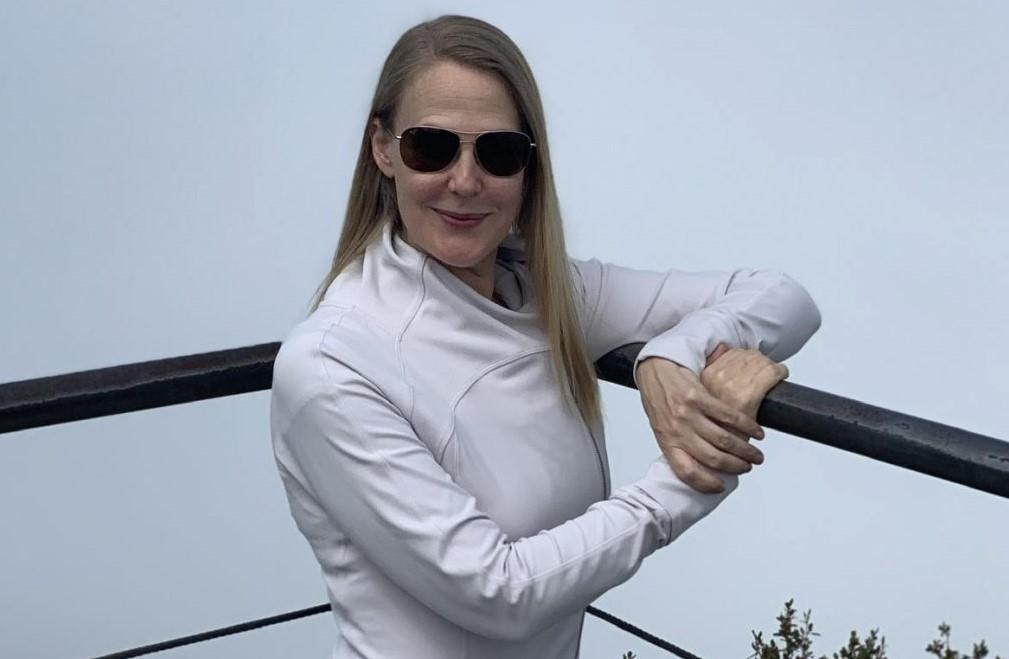 Sara Schnadt, artist and NASA Jet Propulsion Laboratory staffer. Photo Jauren Jeter. Source: Artnet News