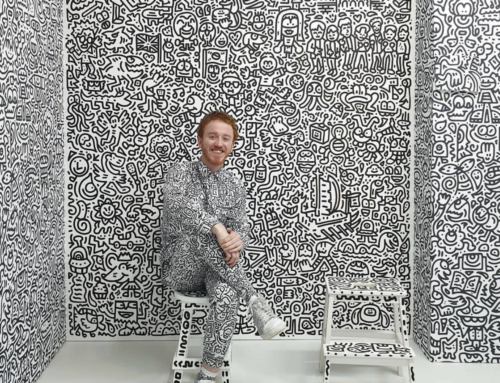 Artist Branding: The Curious Case of Mr. Doodle
